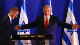 Top Netanyahu challengers unite for Israeli elections