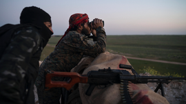 From Syria, IS slips into Iraq to fight another day