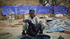 Indigo, ash and time mark Nigeria's centuries-old dye pits