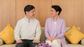 Japan's crown prince hopes to continue father's legacy