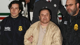 Mexican president denounces drug kingpin 'El Chapo' life sentence and 'inhumane' jail conditions
