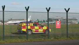 Drone sighting halts flights at Ireland's Dublin Airport