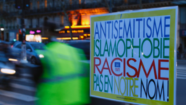 Gatherings against Anti-Semitism to take place in France