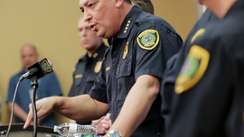 Chief: Officer lied in affidavit before deadly Houston raid