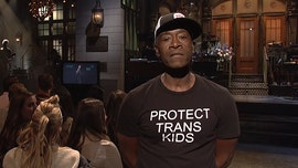 Don Cheadle advocates for trans youth, criticizes Trump's alleged Russia connection on 'Saturday Night Live'