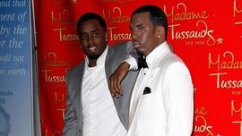 Sean 'Diddy' Combs wax figure at Madame Tussauds in New York damaged, cops say