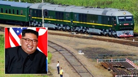 Kim Jong Un may travel more than 2,500 miles to Vietnam via his signature train for Trump summit