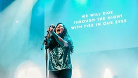 Worship leader began fostering because 'the Lord started to speak to us'
