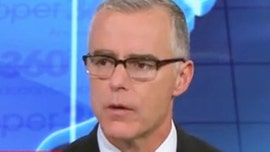 McCabe says 'it's possible' Trump's a Russian asset