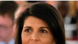 Amb. Nikki Haley: American foreign aid should only go to our friends
