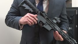 Security upgrades for Texas school district include AR-15's, tracking IDs: 'We're not playing around'