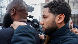 Smollett lawyers suggest he's being denied due process; conservative alleged attack victim speaks out