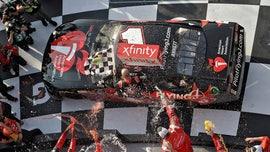 Annett wins NASCAR Daytona Xfinity race
