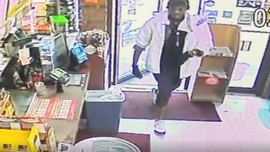 Texas robber duct-tapes store clerk, sets bound customer on fire: police