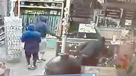 ATF joins hunt for suspects who stole 79 guns in brazen Arkansas hardware store burglary