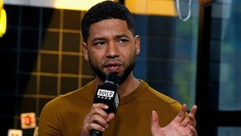 Jussie Smollett disses Donald Trump in leaked 'Drop the Mic' video that TNT scrapped
