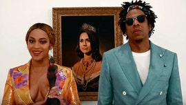 Beyonce and Jay-Z honor Meghan Markle in Brit Awards acceptance speech
