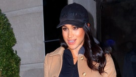 Meghan Markle leaves NYC in workout clothes after baby shower