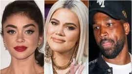Sarah Hyland mocks Khloe Kardashian, Tristan Thompson's split over alleged cheating scandal