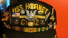 Spirit Airlines attendant reunites Vietnam veteran with prized hat lost on flight: 'I cannot express how thankful I am'