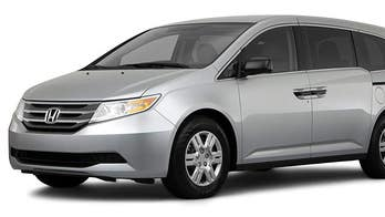 Jury awards crash victim $37 million after Honda Odyssey crash
