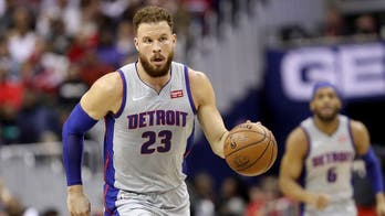Pistons' Blake Griffin 'ready to go' should NBA continue season