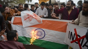 India launches airstrike in Pakistan-controlled Kashmir targeting 'terror camps'