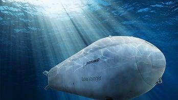 Navy builds new massive undersea attack drones