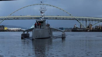 Navy captain describes how surface attack drones will impact maritime warfare