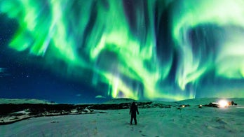 NASA spots mysterious 'dragon' aurora in the sky