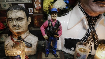 El Chapo collectibles flying off the shelves in Mexico