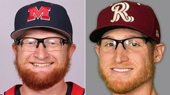Two similar-looking baseball players take DNA tests to find out if they're related