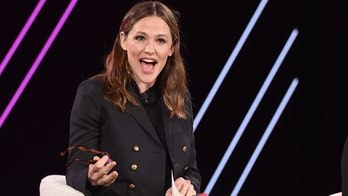 Jennifer Garner bursts into tears after she finishes watching 'The Office' with her kids during quarantine