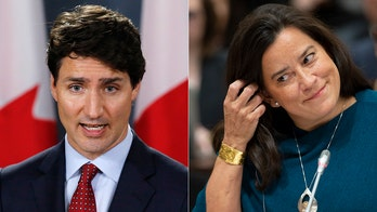 Justin Trudeau dodges calls to resign amid former attorney general's allegations in bribery scandal