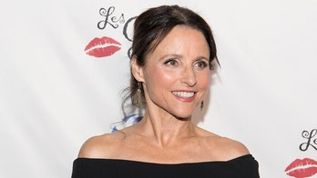 Julia Louis-Dreyfus says she's 'very happy to be alive' after breast cancer