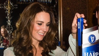 Kate Middleton bartends in $2,400 Missoni dress during trip to Northern Ireland