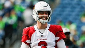 Arizona Cardinals' Josh Rosen OK after car crash in Los Angeles