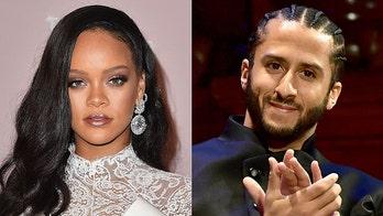 Colin Kaepernick appreciates Rihanna for Super Bowl boycott, support