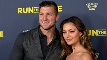 Tim Tebow gushes about 'incredible' engagement to Demi-Leigh Nel-Peters: 'We're so blessed'