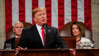 Trump rejects socialism at SOTU as expressionless Dems sit unmoved