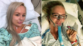 New York nurse, 25, gets pacemaker after self-diagnosing life-threatening condition