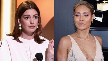 Jada Pinkett Smith defends Anne Hathaway in white privilege debate