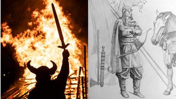 Female Viking warrior's remarkable grave sheds new light on ancient society
