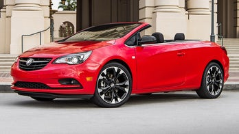Buick is killing its convertible Cascada this year