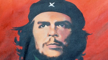 United Nations showcases photograph of communist 'mass murderer' Che Guevara