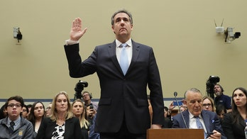 Rep. Mark Green: Michael Cohen's a liar and fake witness -- His anti-Trump Congressional testimony is worthless