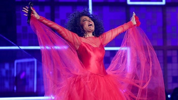 Jada Pinkett Smith gushes over son Jaden singing with Diana Ross at Grammys