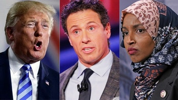 CNN's Chris Cuomo: Trump treats Ilhan Omar's bigotry differently because she's Muslim