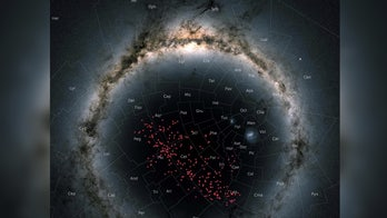 'River of stars' streaming through the Milky Way was hiding in plain sight for 1 billion years