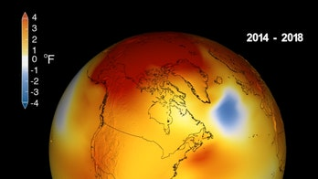 2018 was the fourth hottest year on record, NASA says